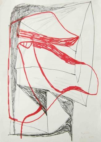 aquiles-2014-marcador-permanente-sobre-papel-30-x-40-cm