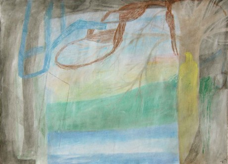 arranha-ceus-2004-lapis-de-cor-e-guache-sobre-papel-30-x-40-cm