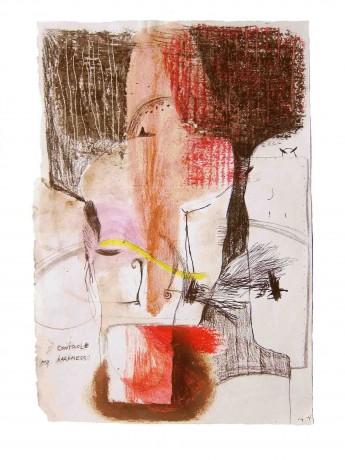 i-control-my-darkness-2001-tecnica-mista-sobre-papel-23,5-x-35-cm