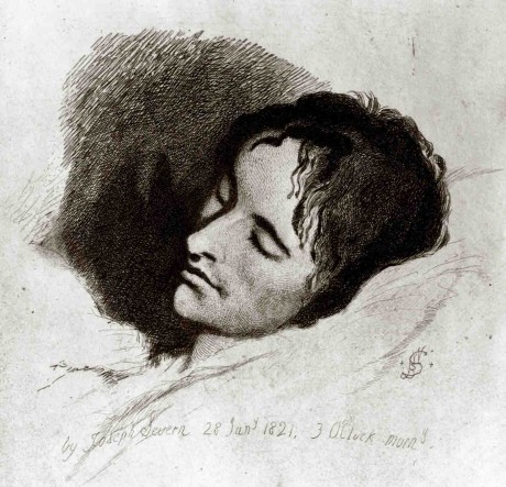 keats-on-his-death-bed
