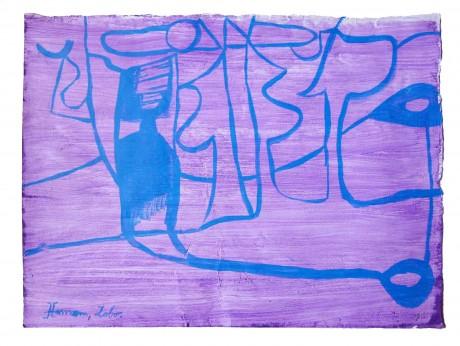 o-homem-lobo-2005-acrilico-sobre-papel-25-x-34,5-cm