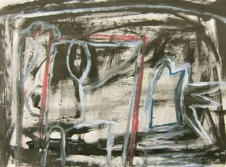 partindo-finalmente-2009-terebentina-tinta-da-china-e-acrilico-sobre-papel-30-x-40-cm