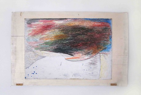 pintura-do-rinoceronte-branco-2000-tec-mista-sobre-cartao-sobre-madeira-45-x-71-cm