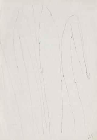 um-trio-de-fantasmas-2008-caneta-de-gel-sobre-papel-30-x-21-cm