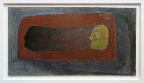 uma-cabeca-observando-a-sua-sombra-2016-oleo-sobre-cartao-39-x-74-cm