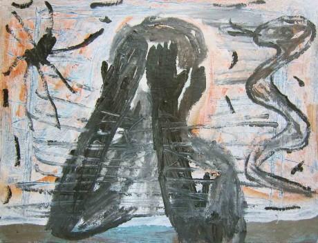 uma-vida-dificil-2015-acrilico-sobre-cartao-37-x-49-cm