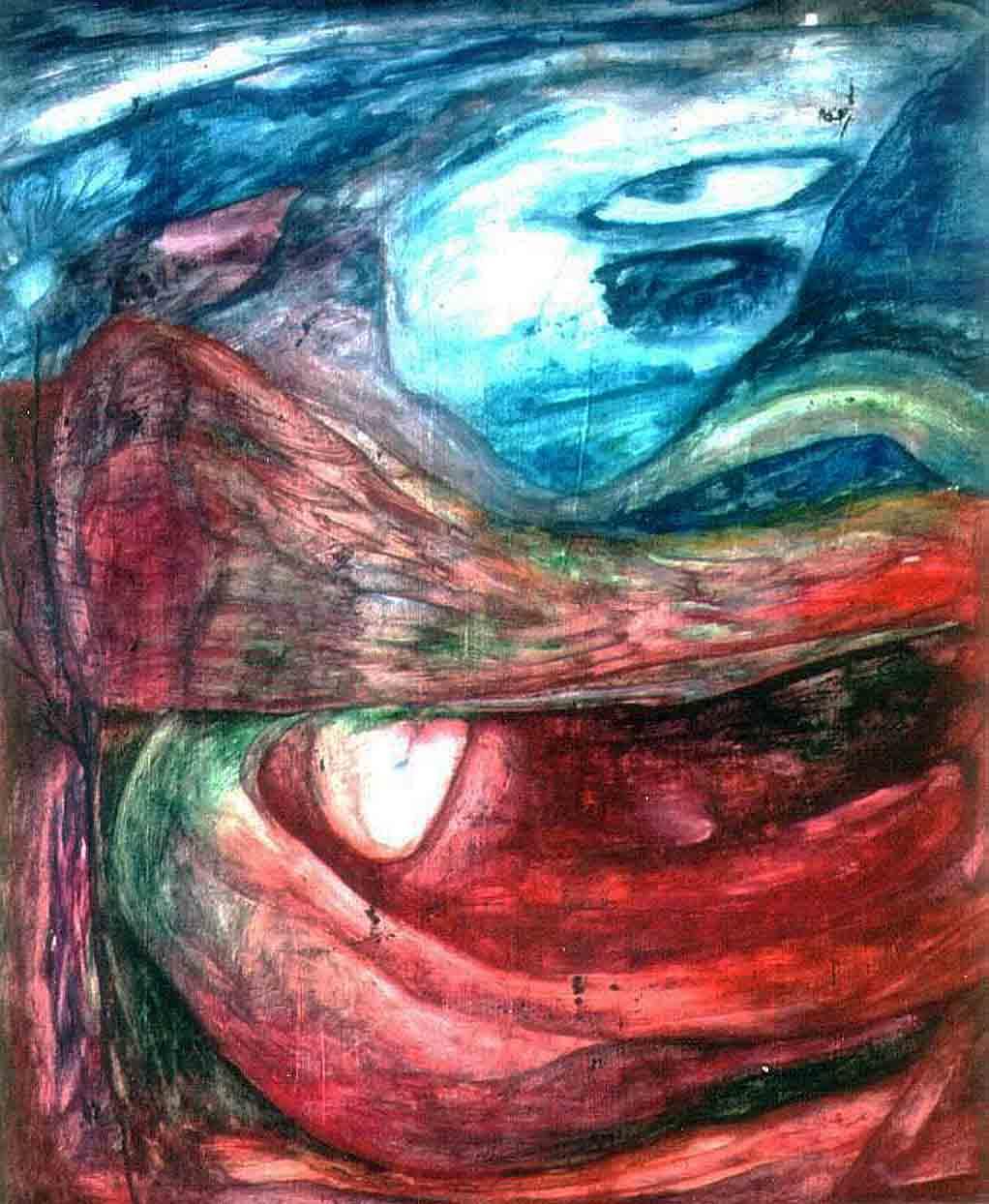 viajante-2001oleo-sobre-madeira-50-x-40-cm